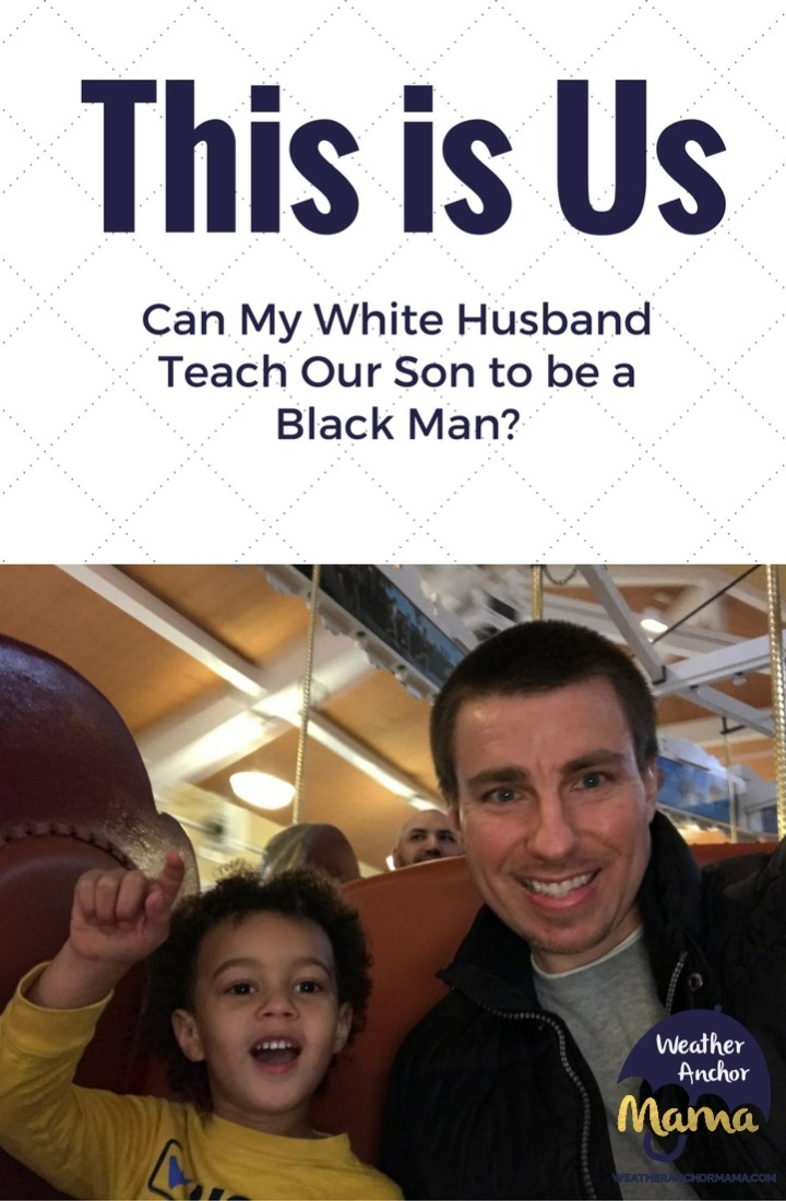 Can My White Husband Teach Our Son to be a Black Man?