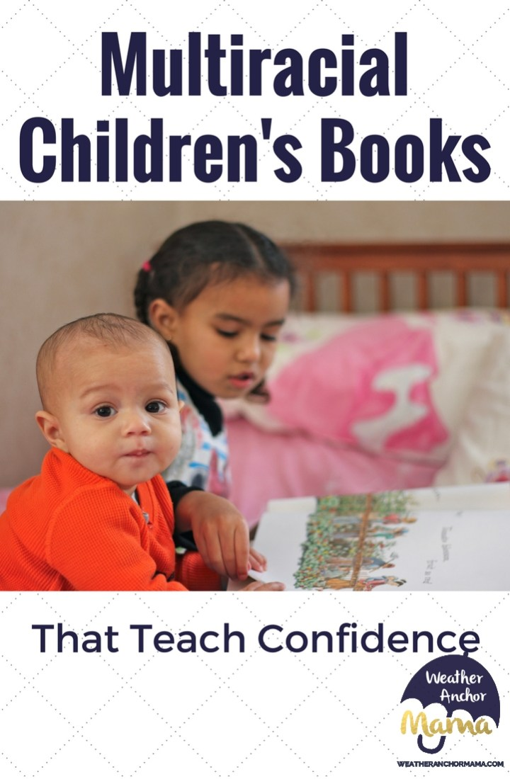 Multiracial Children's Books That Teach Confidence