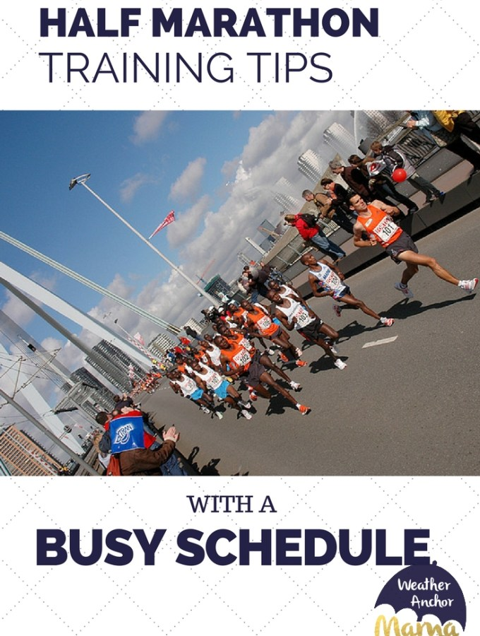 Half Marathon Training Tips With a Busy Schedule