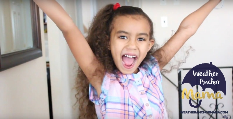 5 Easy Half Up Half Down Curly Hairstyles little girls biracial hair mixed hair care curlykids bantu knots braided hairstyles how to do dutch braid 1