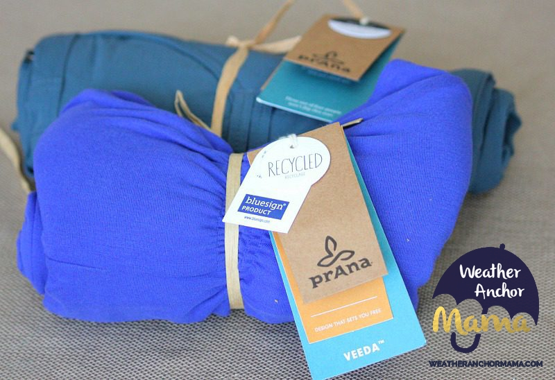 prAna clothing travel checklist essentials