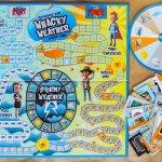 WeatherEgg Kids: Whacky Weather Board Game