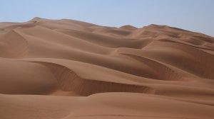 Rub a Khali desert