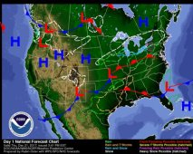 a weather map from 2004
