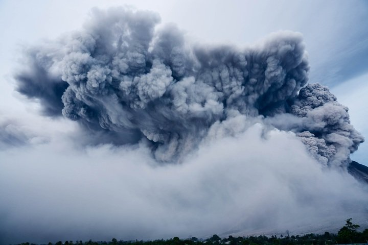 Volcanic Ash's Affect on the Weather