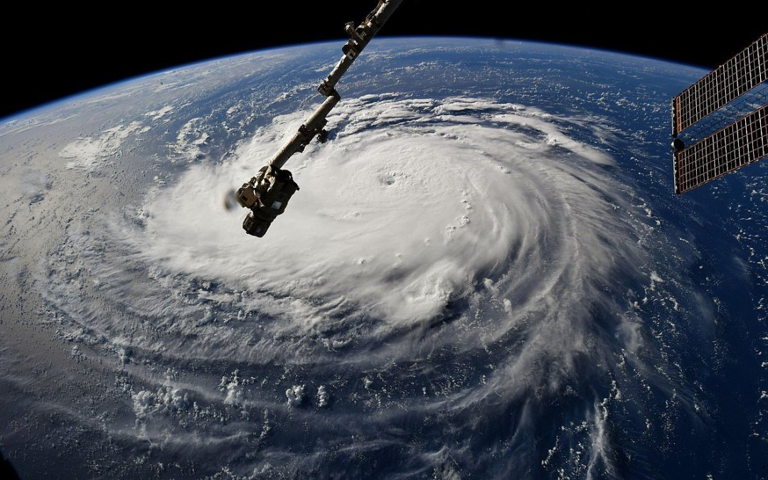 Hurricane Florence Tied to Climate Change