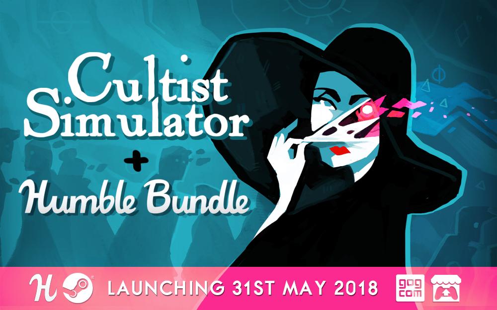AN ANNOUNCE! Cultist Simulator x Humble Bundle