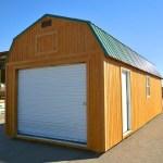 Weatherking lofted barn