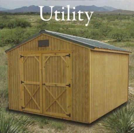 Utility Storage Weatherking