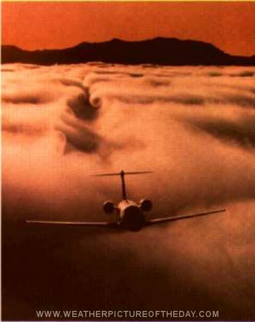 Flying through Fog
