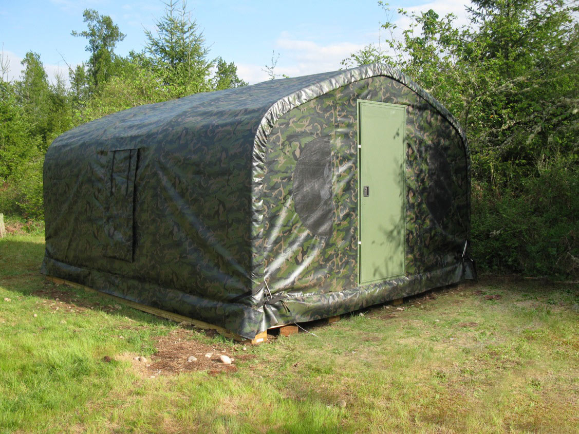 Portable Hunting Tents Cabins Amp Yurts WeatherPort