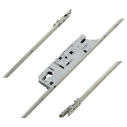 DNV multipoint locking system for more stiff and safer locking