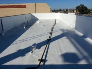 commercial tpo roof