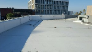 Commercial Cool Flat Roof