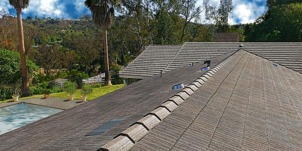 Tile Roof Job