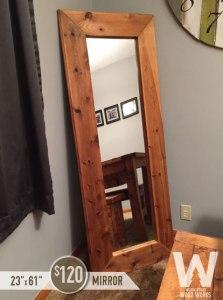 weathertightwoodworks mirror
