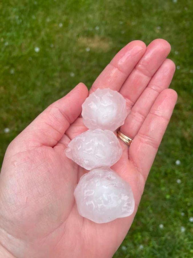6 18 21 HAIL PHOTO 5