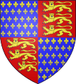 Arms of Edward III
