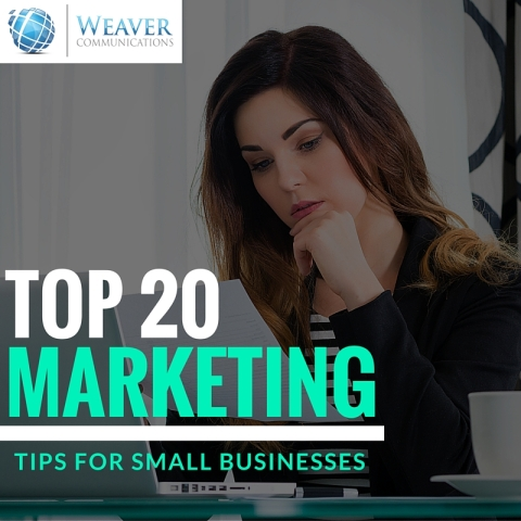 top 20 small business marketing tips appendix