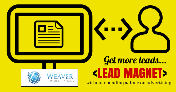 generating leads with a lead magnet