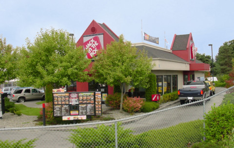 jack in the box unique brand positioning