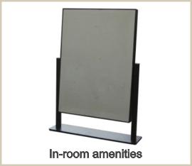 In-room amenities