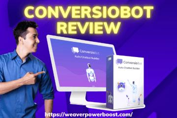 Conversio Bot Review