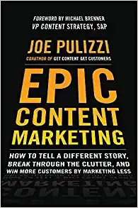 Epic Content Marketing digital marketing books