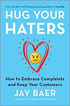 Hug Your Haters digital marketing books