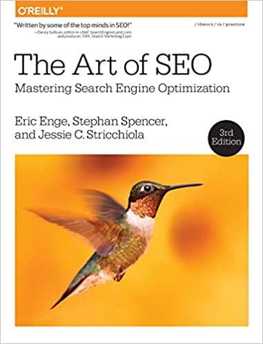 The Art of SEO digital marketing books