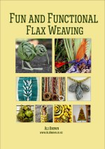 Fun and Functional Flax Weaving