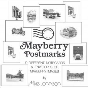 MikeJohnsonPostmarks