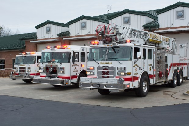 Weaverville Fire Department