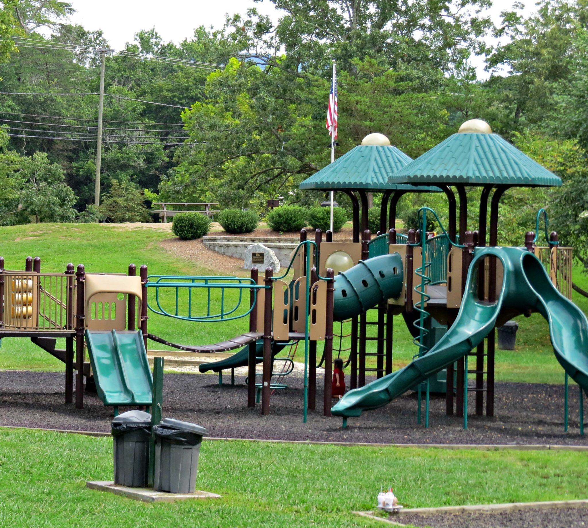 Town Of Weaverville NC Playground Equipment