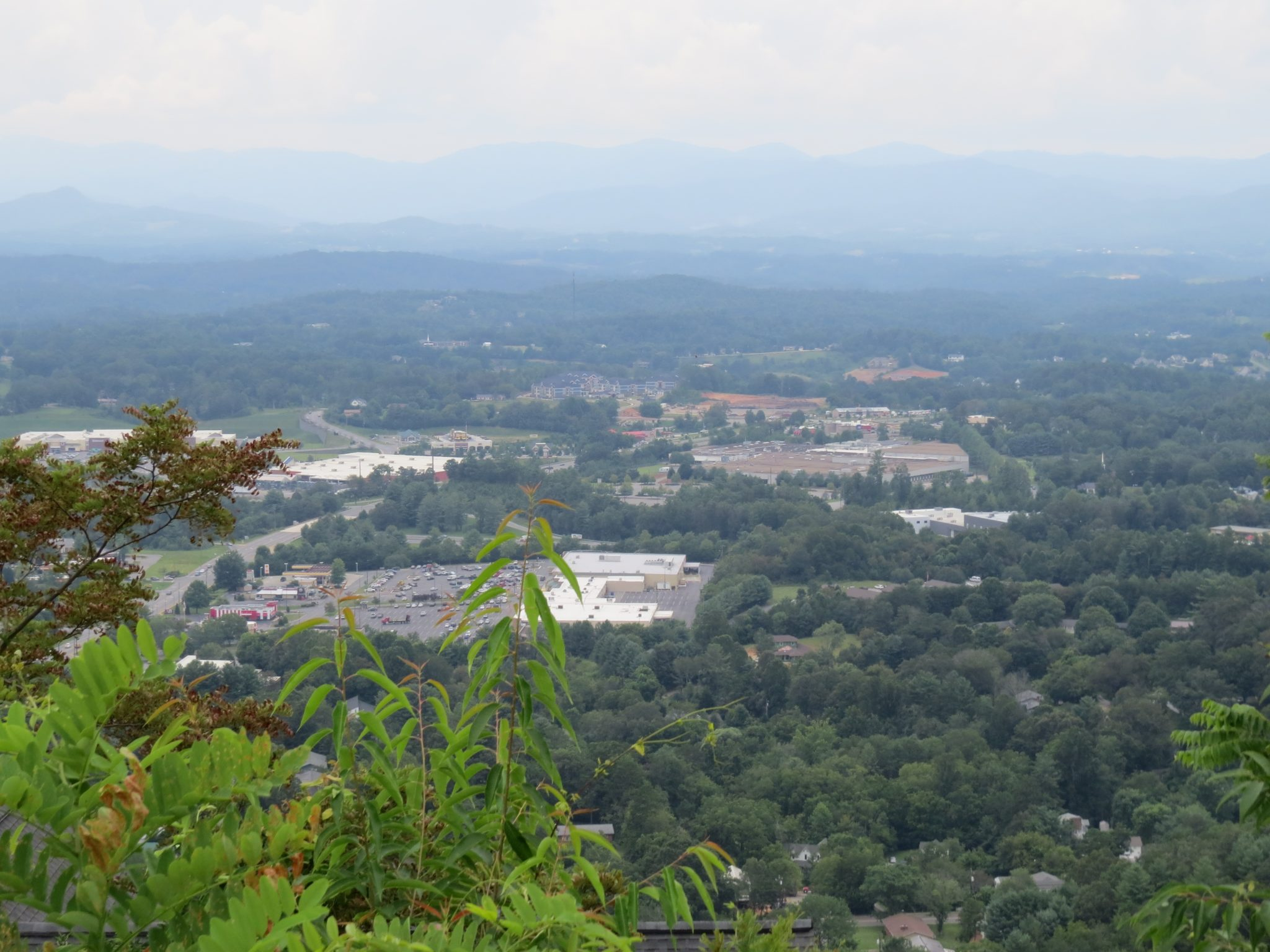 Town Of Weaverville NC Top Hamburg Mtn