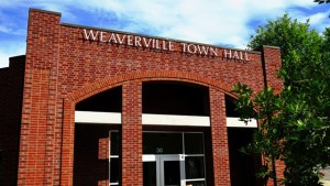 Town Of Weaverville NC Governing