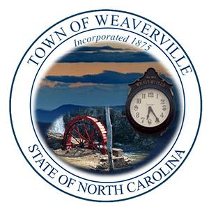 Town Of Weaverville Seal 300x300