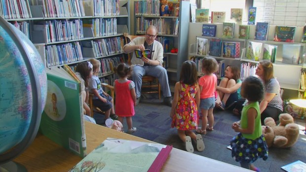 Town Of Weaverville Public Library Toddler Story Time