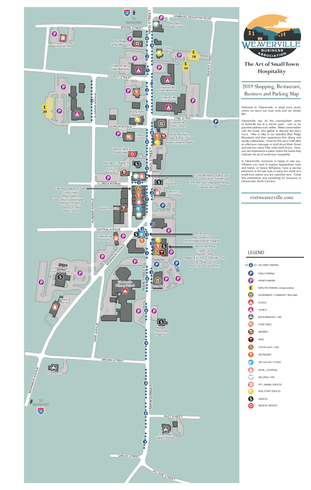 WBA Parking Map(1) Aug 2019