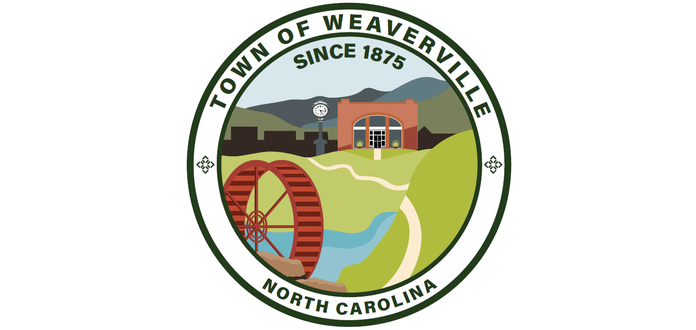 Town Of Weaverville Nc New Seal