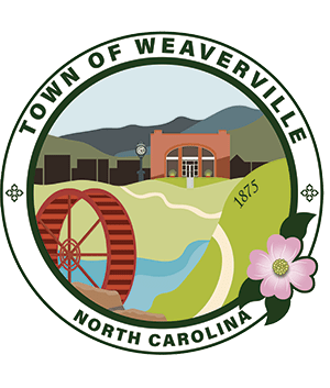 Town Of Weaverville Nc Seal 300 Transparent