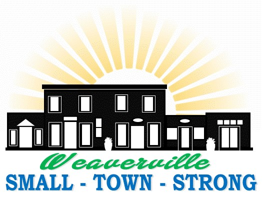 Weaverville. Small-Town-Strong