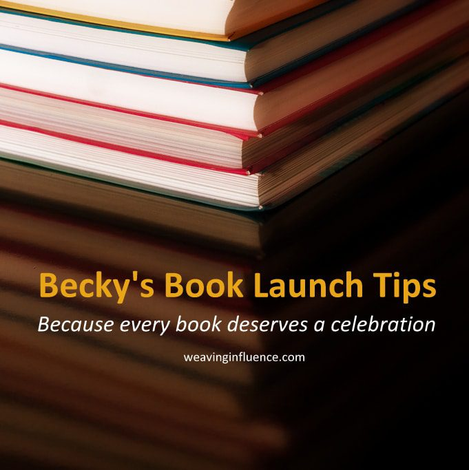 Best Book Launch Tips: Organize Your Personal and Professional Contacts