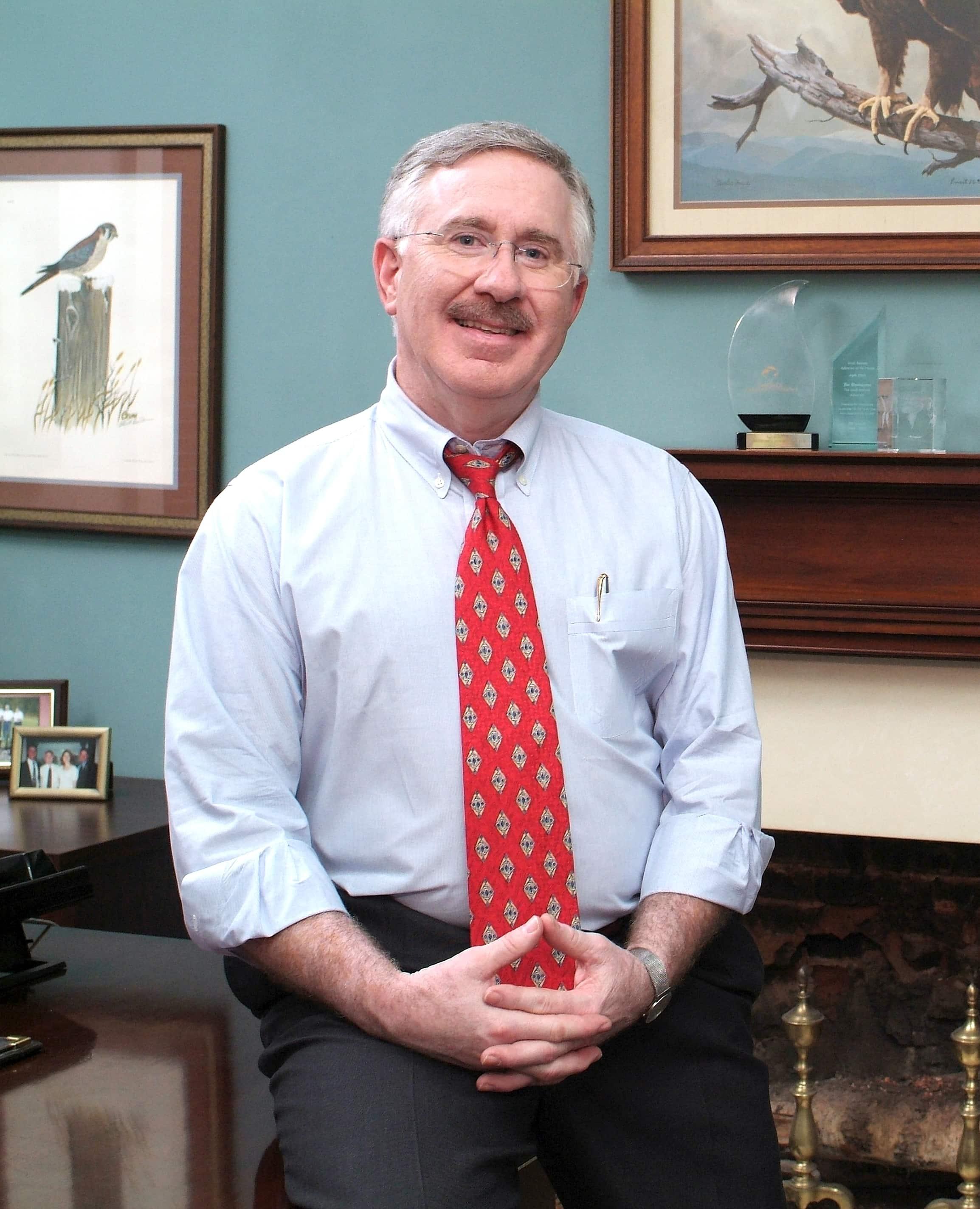 Featured on Friday: Jim Blasingame