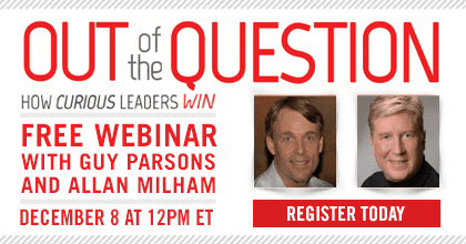 Out of the Question – with Guy Parsons & Allan Milham