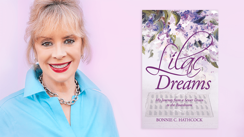 Featured on Friday: Lilac Dreams by @BonnieHathcock