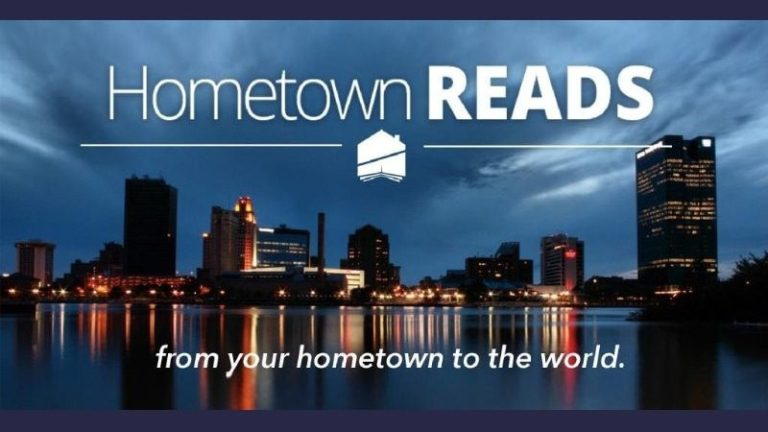 Featured on Friday: What's New with @HometownReads