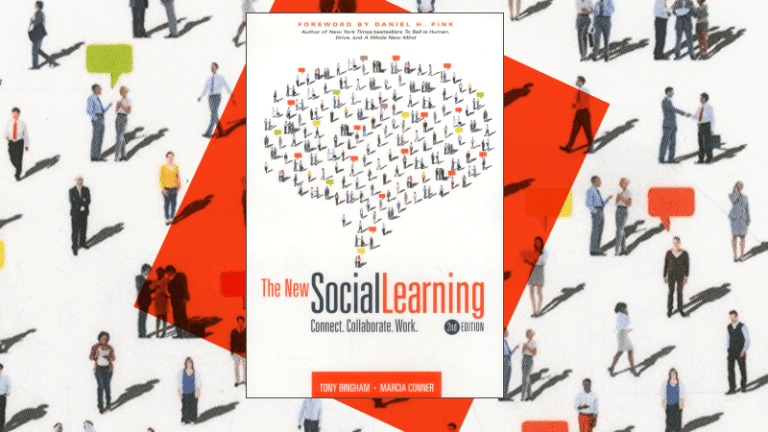 The New Social Learning – Tony Bingham & Marcia Conner