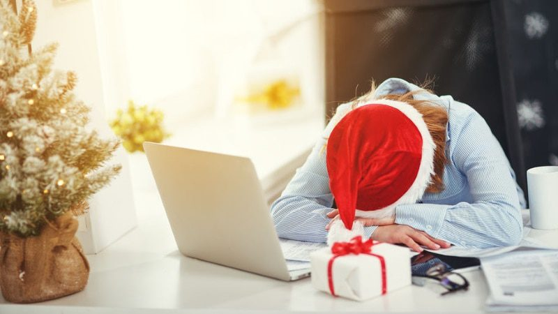 Why I Keep Putting Off the Holiday Spirit