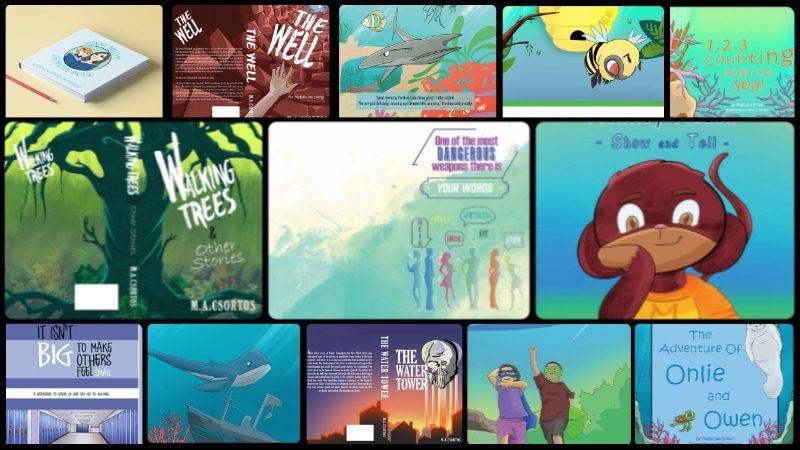 Need an Illustrator? Meet Kyle Csortos! Contact him via WeavingInfluence.com!
